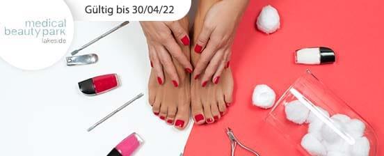 Kosmetische Nagelpflege