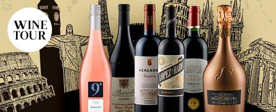 Wine Tour Europe