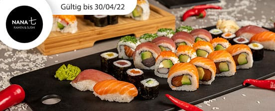 Sushi – all you can eat
