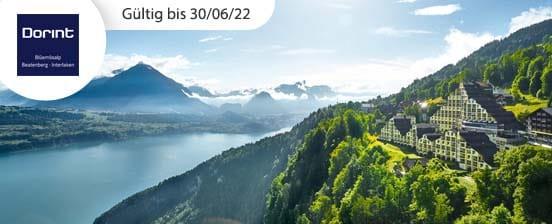Traumsicht am Beatenberg, Interlaken