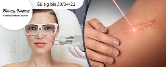 CO² Fractional Laser Behandlung