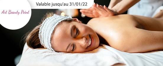 Massage relaxant ou thérapeutique