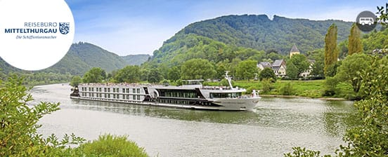 3-tägige Rhein-Flusskreuzfahrt