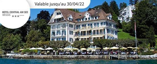 See-Auszeit in Weggis