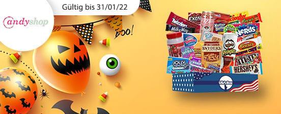 Wertgutschein für Candyshop.ch