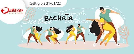 Salsa, Bachata oder Kizomba