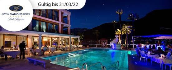5* Luxus-Auszeit am Lago di Lugano