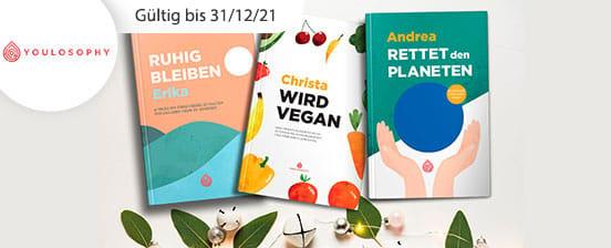 Personalisierte Wellness-Bücher