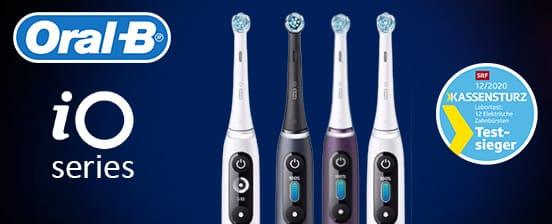Oral B - iO series
